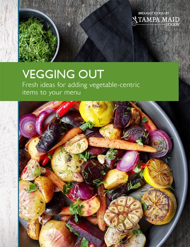 Vegging Out Trend Report Cover